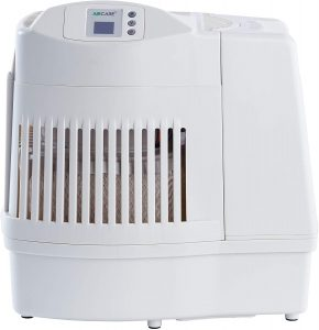 AIRCARE MA0800 Digital Whole-House Console-Style Evaporative Humidifier