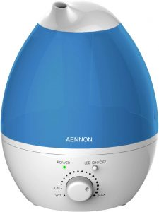 Aennon Cool Mist Humidifier, 2.8L Ultrasonic Humidifiers