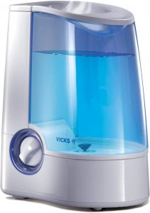 New Model of Vicks 24 Hours Warm Moisture Humidifier