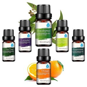 Pure Essential Aromatherapy Oils