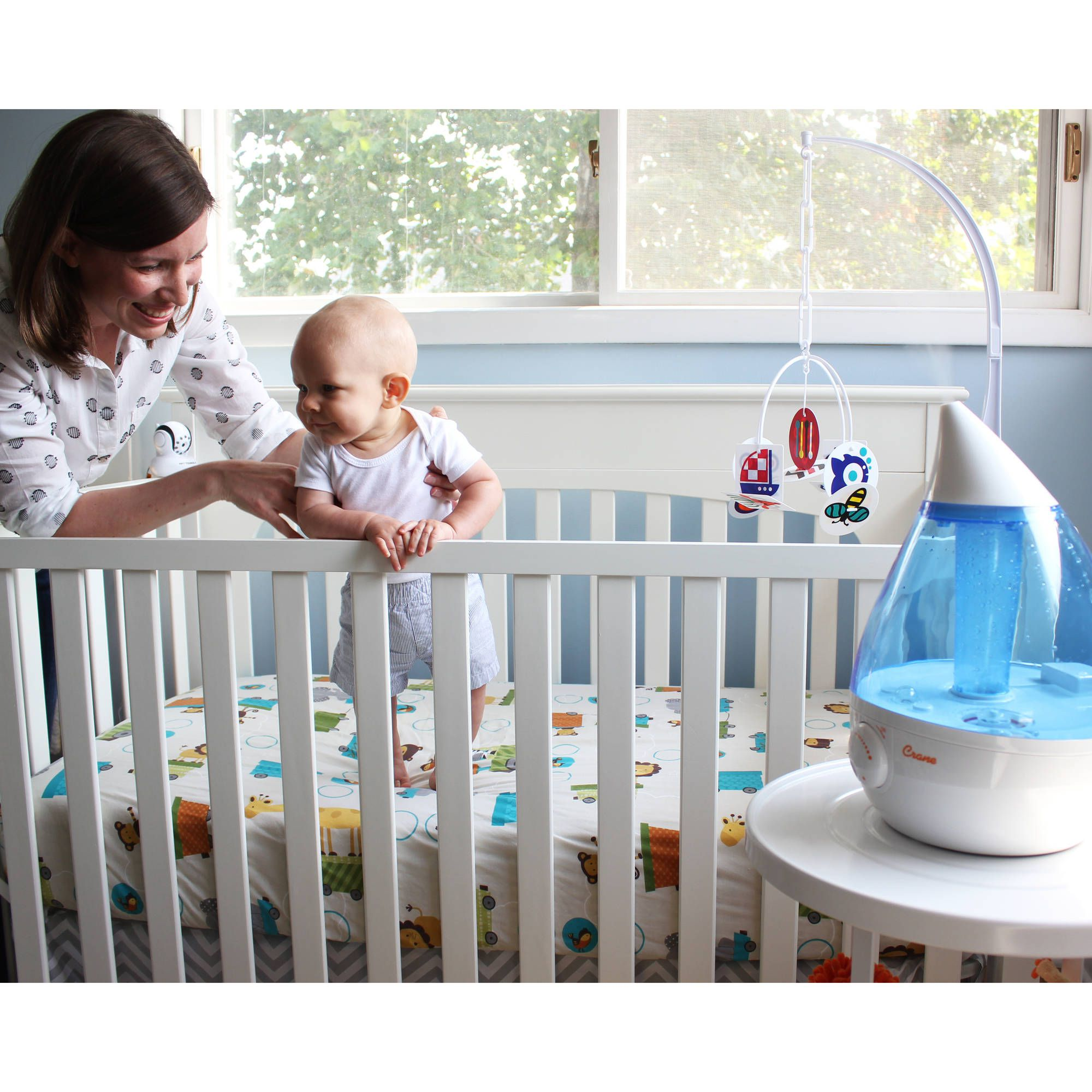 are humidifiers good for babies