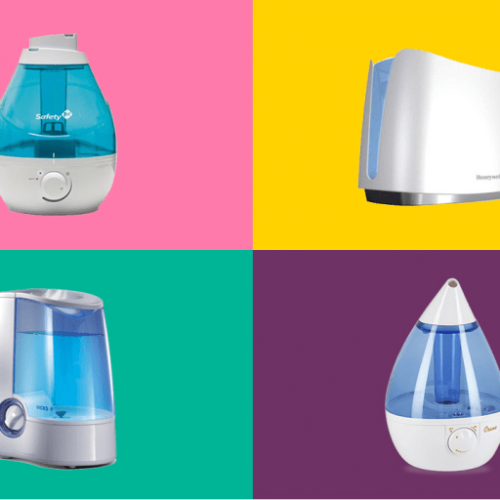 Benefits of Cool Mist Humidifiers for Babies