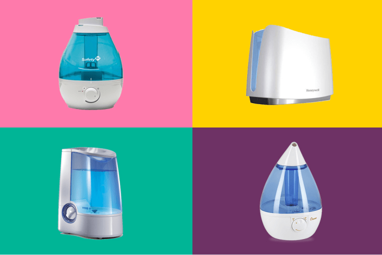 benefits of humidifiers for babies
