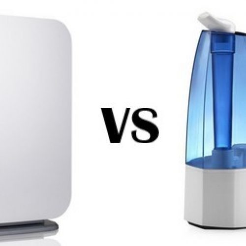 Difference Between Humidifier and Purifier